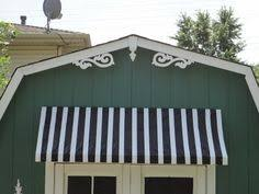 How To Install An Awning Making An Awning How To Install Hardware Emt And Sew An Awning