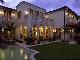 villa style homes estate of the day 17 5 million venetian style villa in palm