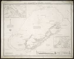 Map Of Bermuda Laurie U0027s Chart Of The Bermuda Or Somers U0027 Islands U003e Bermuda U003e Maps