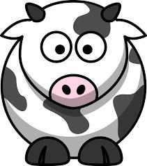 26 cartoon cows images cartoon cows