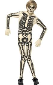 kids skeleton skin suit costume boys skeleton halloween costume