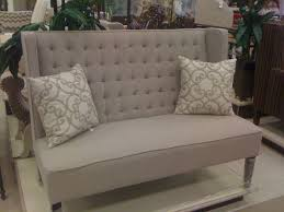 grey loveseat from homesense house projects pinterest