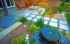 Fire Pit Glass Stones by Award Winning Outdoor Room With Glass Topped Fire Pit And Custom