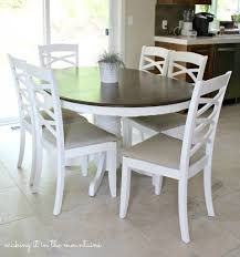 dining chair makeover making it in the mountains