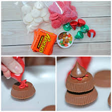 make your own chocolate christmas tree this year diy giftidea 2