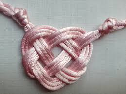 celtic wedding knot ceremony this heart shaped handfasting cord would be for a