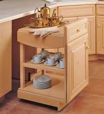 Amazing Kitchen Makeover Ideas And Storage Solutions - Mobile kitchen cabinet