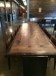 12 foot dining room table trends and reclaimed wood conference top