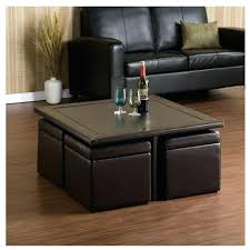 target storage ottoman cube leather ottoman cube cfee brown storage target black