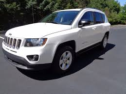2015 Used Jeep Compass Fwd 4dr Sport At Platinum Used Cars Serving