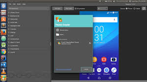 theme creator z2 guide windows linux for beginners how to create sony xperia