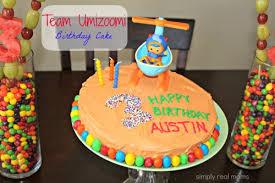 Team Umizoomi Halloween Costumes Team Umizoomi Birthday Cake