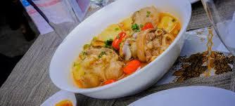 delta cuisine la cuisine congolaise authentique picture of l anonymat chez