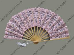 lace fans tassels lace fans handmade craft fan buy craft fan lace