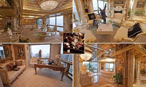 trumps gold house donald trump s 100 million penthouse could be why president elect