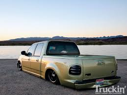 kenwood truck 2001 ford f 150 super crew custom trucks truckin u0027 magazine