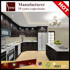 Kitchen Cabinets For Cheap Price Ak1639 Ready Made American Standard Shaker Style Solid Wood