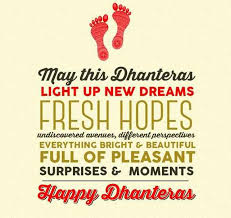 happy dhanteras wishes to you and your family