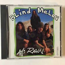 Blind Lemon No Rain No Rain Cd Single Maxi Single By Blind Melon Cd Aug 1993