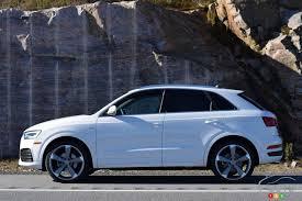 audi q3 quattro 2016 audi q3 quattro technik review car reviews auto123