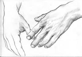 pencil drawing hands holding hands realistic art pencil drawing