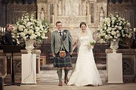Wedding Flowers Church Flowers For Church Weddings We Fell In Love Scotland