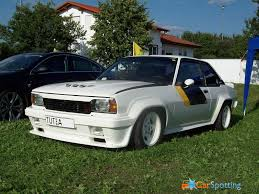 opel ascona tuning index of data images galleryes opel ascona 400