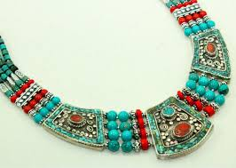 vintage tibetan necklace images Tibetan antique jewelry ethnic style tibetan necklaces buy jpg