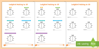 doubling u0026 halving primary resources double half page 2