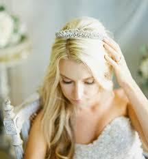 bridal tiara greta gold bridal tiara