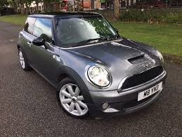 mini cooper s 2007 facelift grey 1 6 full mini service history