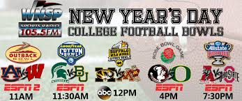 what channel is the college football national chionship on