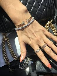 tiffany ring bracelet images Tiffany co 18k rose gold diamond ring tradesy jpg