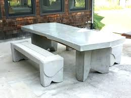 concrete and wood coffee table concrete furniture design concrete coffee table elevator legs by