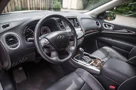 infiniti qx60 2016 interior review 2017 infiniti qx60 canadian auto review
