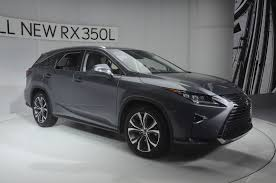 lifted lexus rx 2018 lexus rx l offers gas only or hybrid drivetrain updated