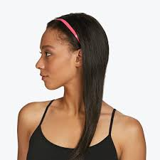 thin headbands thin grip 3 pack headbands gaiam
