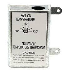 who replaces attic fans nutone rfth95 attic ventilator replacement thermostat automatic