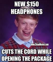 Bad Luck Memes - bad luck brian clean memes page 4