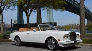 rolls royce white convertible 1995 rolls royce other rolls royce models for sale near queens
