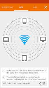 superbeam wifi direct share apk download for android