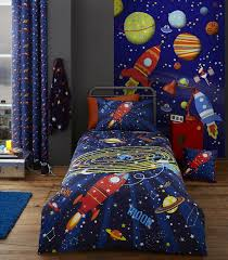 Toddler Cot Bed Duvet Set Outer Space Ii Junior Cot Bed Duvet Cover By Catherine Lansfield