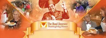 raul jimenez thanksgiving dinner home