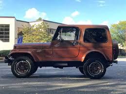 cj jeep for sale 1983 jeep cj7 for sale classiccars com cc 919958