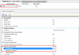 sql create table primary key autoincrement primary key can t set auto increment via sql server express