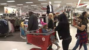 lines at the malls on black friday while oakland hopes