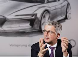 audi ceo dieselgate will audi for years after settlement says ceo