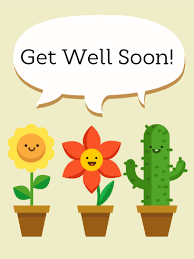 get better cards smiley get well card birthday greeting cards by davia