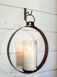 Rustic Sconce Terracotta Wall Sconces Light Kapaz