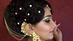traditional bridal hairstyle indian traditional bridal jayshree brahmbhatt part 2 hairstyle